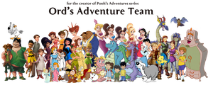 Ord's Adventure team by conthauberger