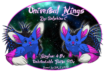 Universal Wings by Bml1997