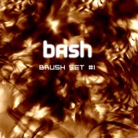 Bash -- Abstract Brush Set_1 by B-a-s-h