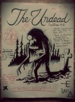 Gravity Falls : The Undead by JohnFroste