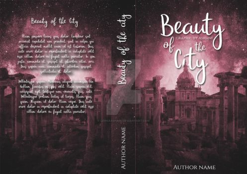 Beauty of the City - full book cover