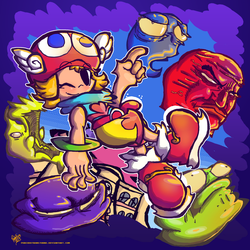 Puyo Pop Fever by Pedrovin