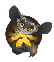 Pet project's mascot (Favourites version) by Leetmorry