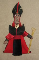 Chibi Jafar Doll by Sner2000