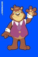 Mr Bear by nicotronick
