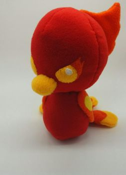 Phoenix Plush by Gemlettuce