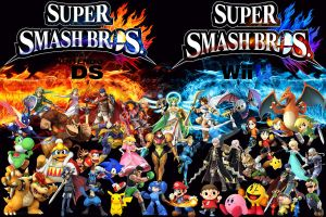 Super Smash Bros Wii U/3DS by CaptainPenguin98