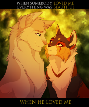 When He Loved Me by PureSpiritFlower