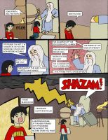 Shazam: First Storm part 6 of 16 by Selecthumor