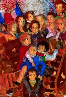 Les Miserables - Happy New Year! by PATotkaca