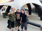 With Decapitated by Alharith