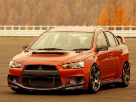 Evo X by degraafm