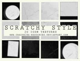 Scratch+Dust icon textures by crazykira-resources