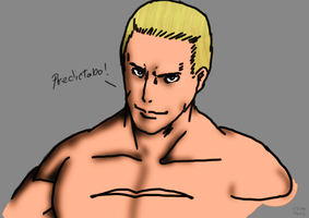 Geese Howard: Predictabo! by markligeralde