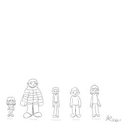 Tiny Mites minor cast members part 1 by lorddolzakhyron