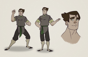 Bolin by AndyBennett