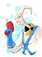 Earthworm Jim by MikimusPrime