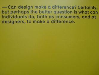 Design Make A Difference by Hexuas