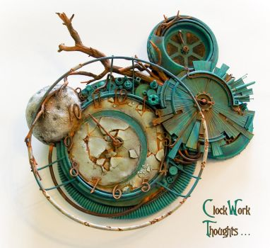 clockwork thoughts by ariscene