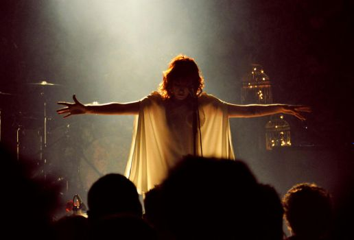 Florence + The Machine by MeLaNcHoLiCkEeLy