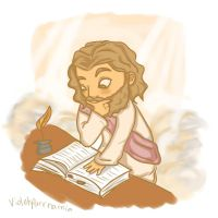 Author of the World by VioletParrNarnia