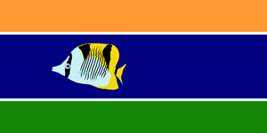 Flag of Lakshadweep by RandomGuy32