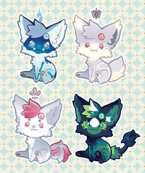YCH Kittoms by miaow