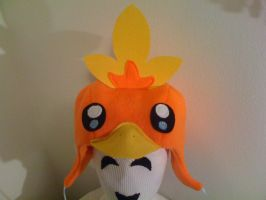 TORCHIC Flight Cap by tacksidermia