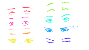 Eye Practices #3 (For My Use Only) by Jakotaha