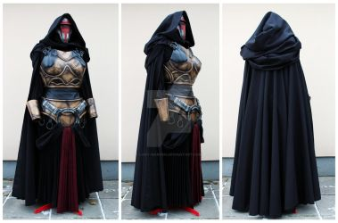 Lady Revan set commission by lady-narven