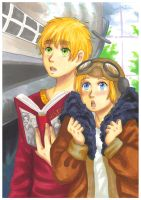 APH: Museum of Zeppelins by momofukuu