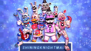 [SFM/FNAFSL] Fantasy and Funtimes! by ShiningKnightmare
