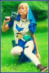Sister Rosette Christopher 02 by musableCOSPLAY
