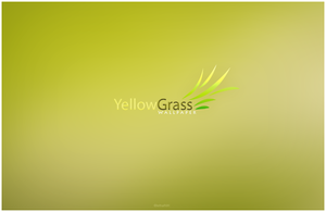 YellowGrass Wallpaper by lethalNIK-ART