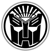 White Lantern Autobot by Fishbug