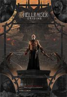 HELLRAISER ORIGINS POSTER PRINT 01 by Sallow