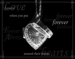 The Heart. Forever Always. by DreamingPhotographer