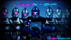 (Cinema4D-Projects)  Legion - 249 by LagueadoHDYT