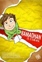 Ramadhan is coming. by yusufcolors
