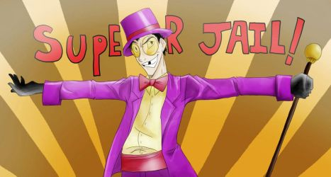 Ill show you MY superjail by UnnamedDeviant