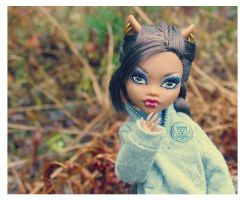 autumn Clawdeen by sataikasia