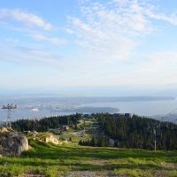 Vancouver from Grouse Mountain 1 by VitalyGaviria