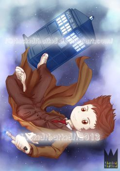 Doctor Who (10th) : Allons-y!! by thiskidthatkid