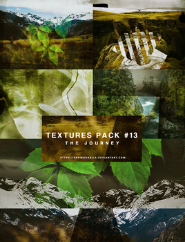 Textures Pack #13 - The Journey by SpringSabila
