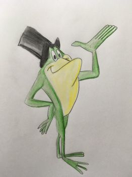 Michigan J Frog by CaptainEdwardTeague