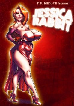Jessica Rabbit Stand alone by sterna