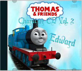 Thomas and Friends Character CD Vol 2 Edward by Galaxy-Afro