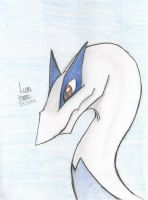 Lugia! by Odahviing