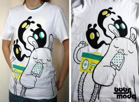 Ice ice baby - shirt by Bobsmade