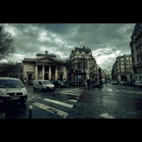 PARIS by hollowg